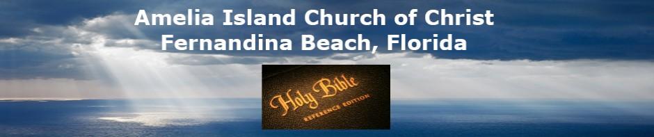 Resources | Amelia Island Church of Christ